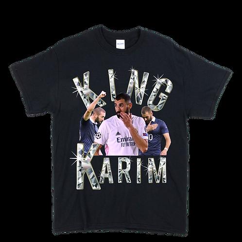 King Karim Tee  - Unisex - Digital Printing