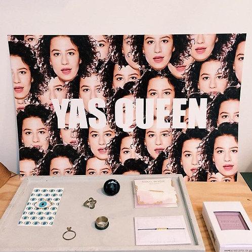 Broad City Ilana - YAS Queen - Digital Printing Poster