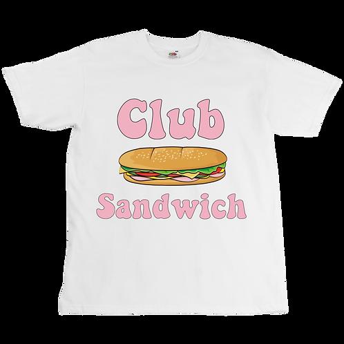 Club Sandwich Tee  - Unisex - Digital Printing