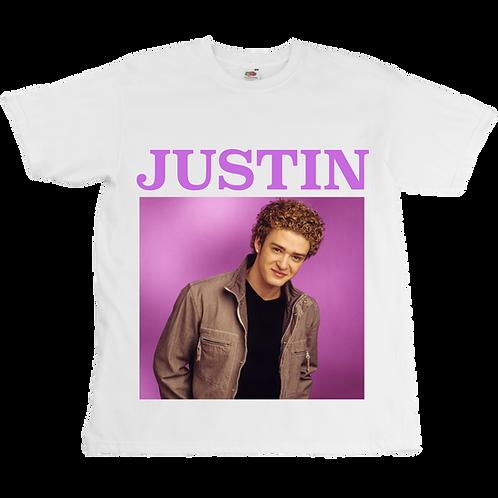 Young Justin Timberlake Tee - Unisex - Digital Printing
