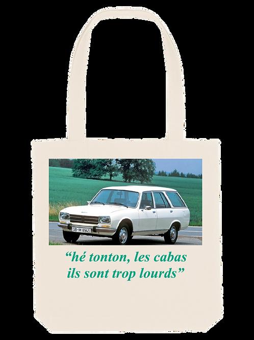 Tote Bag Tonton du Bled