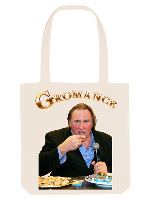 Gromance Tote Bag - Roukeys x No Diet Club -