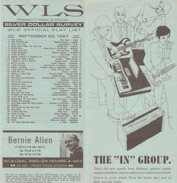 SEPTEMBER 22, 1967 - BERNIE ALLEN