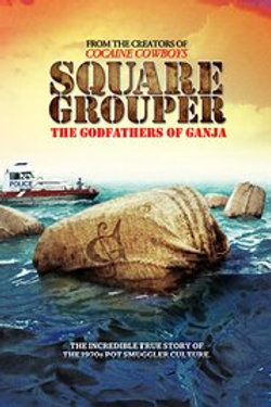 Square Grouper DVD - Signed