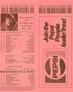 MARCH 9, 1974 - JOHN LANDECKER