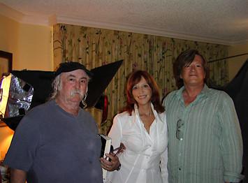 David Crosby, Carolyn & Chris
