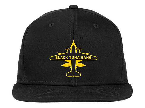 Black Tuna Baseball Cap