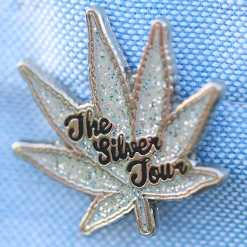 Siver Tour Pin