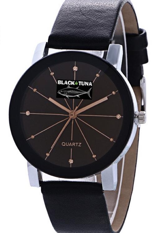 Black Tuna Quartz Watch