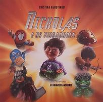 Nicholas e os Vingadores - Cristina Agostinho