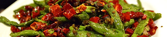 VEGETABLE DISH 蔬菜类