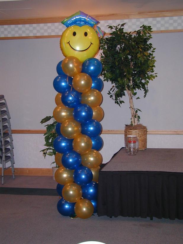 Graduation Column