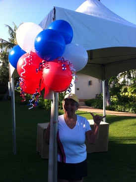 Fourth of July Themed Party
