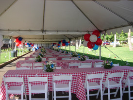 Fourth of July Party!