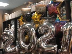 2021 Graduation!