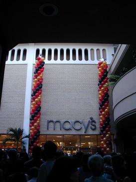 Grand Opening at Macy's Ala Moana