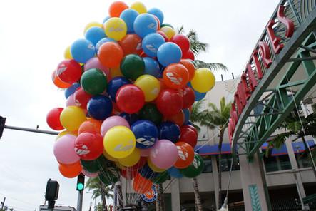 """Disney's Movie """"UP"""" World Premiere"""