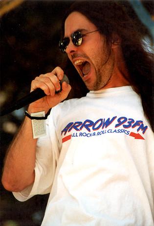 Ric at the L.A. Grand Prix 1997