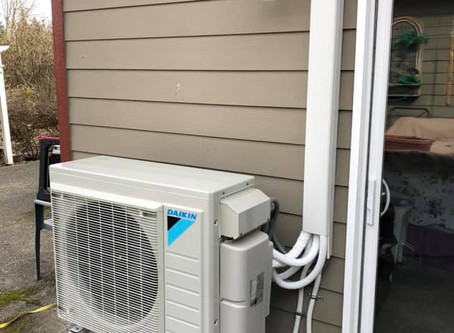 Ductless Heat Pumps