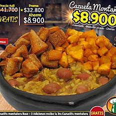 Hoy 2x3 Cazuelita Montañera por $32.800