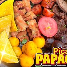 Picada papagayo - 2 persona