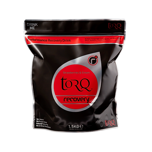 Torq Recovery Drink Strawberries and Cream 1.5KG