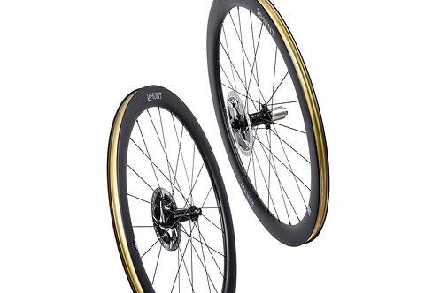 HUNT 50 Carbon Aero Disc Wheelset