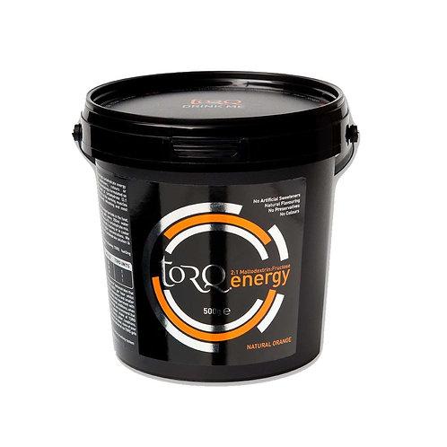 TORQ Energy Drink 500g Orange