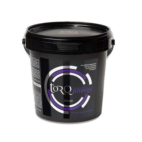TORQ Energy Drink 500g Blackcurrant