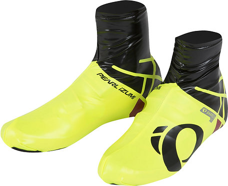 Pear Izumi Unisex PRO Barrier Lite Shoe Cover Screaming Yellow
