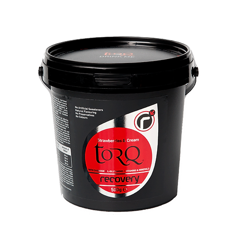 Torq Recovery Strawberries and Cream 500g