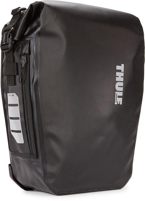 Thule Shield commuter Pannier 17 litre Black