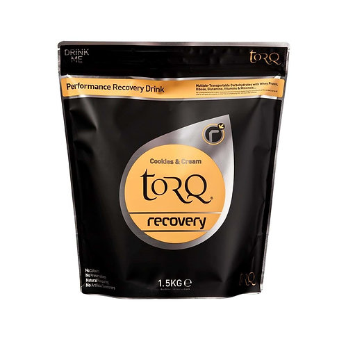 Torq Recovery Drink Cookies and Cream 1.5KG
