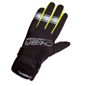 Chiba Kids EuroTex Waterproof Glove in Black