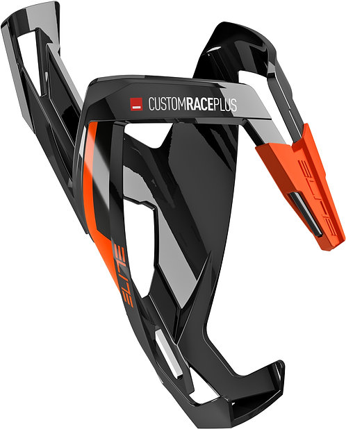 Elite Custom Race Plus Resin Cage Black Orange