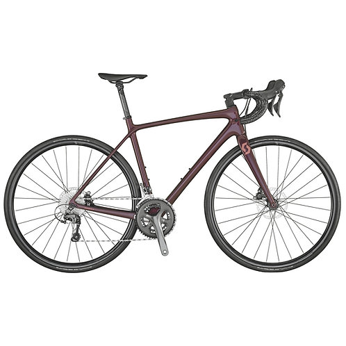 Scott Contessa Addict 35 Disc Brake Road Bike