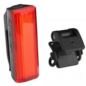 Ravemen TR20 USB Rechargeable Rear Light in Black
