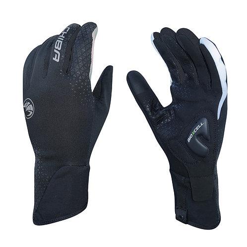 Chiba BioXCell Light Winter Showerproof Thermal Glove in Black
