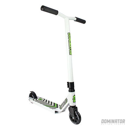 Dominator Scout Complete Scooter White
