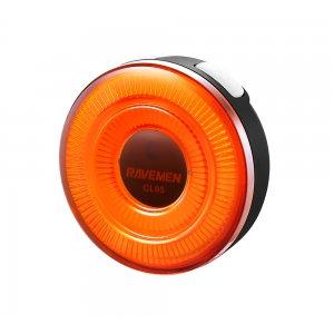 Ravemen CL05 USB Rechargeable Lightweight Sensored Rear Light (30 Lumens)