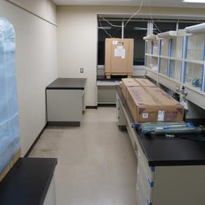 実験室の引越