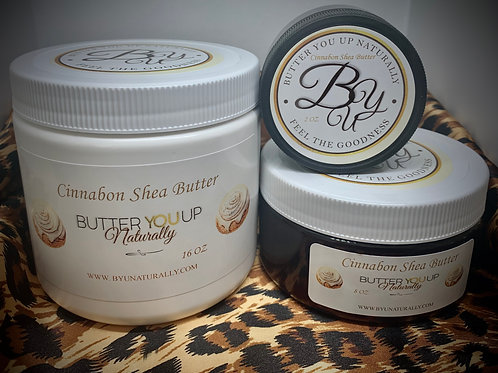 Cinnabon Shea Butter