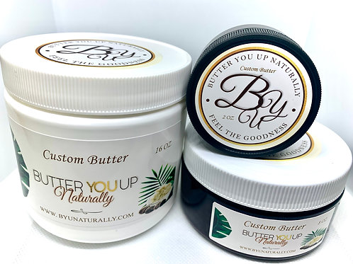 Custom Body Butter