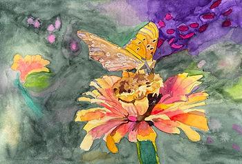 Butterfly and Zinnia.jpg
