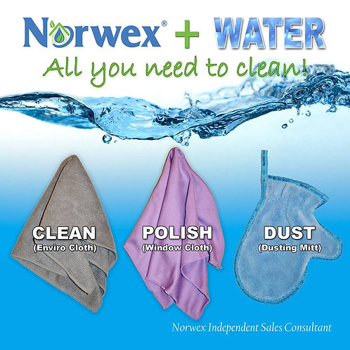 Norwex Basic Home Package