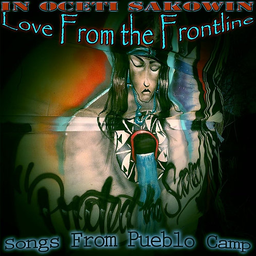 Orlando Cruz - Love From The Frontline: Songs From Pueblo Camp