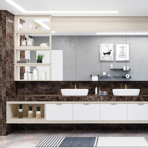 Banheiro Rimo