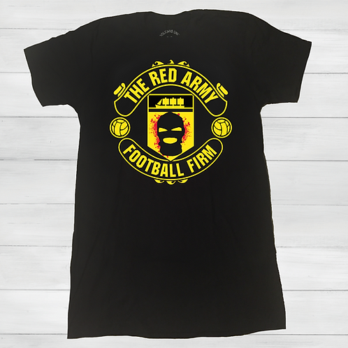 RED ARMY FOOTBALL FIRM TEE
