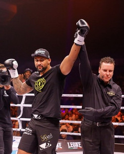 Chi Lewis Parry MMA | Kickboxing