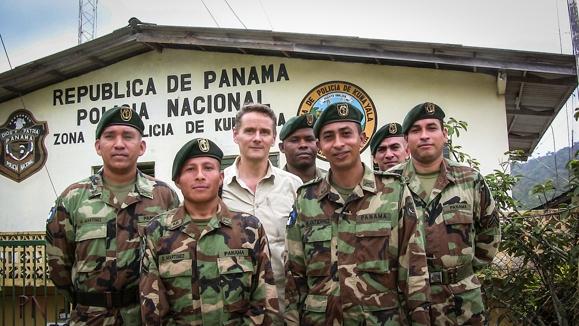 FORCES SPECIALES PANAMA